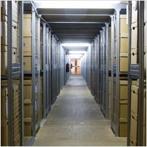 Akten Lagerung in Rhein-Main bei Akten Logistik Service