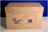 Akten, Logistik, Service GmbH Frankfurt Karton